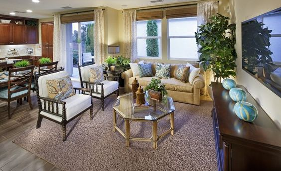 The Mendocino Great Room at Destinations. Sacramento, California.