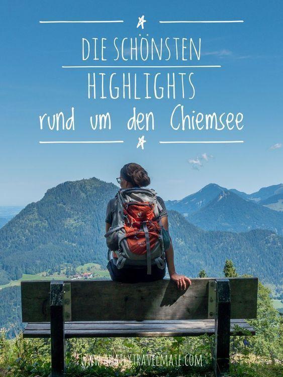 Chiemsee Reisetipps Fur Ein Perfektes Chiemseewochenende A Daily Travel Mate Chiemsee Urlaub Reisetipps Urlaub Am See