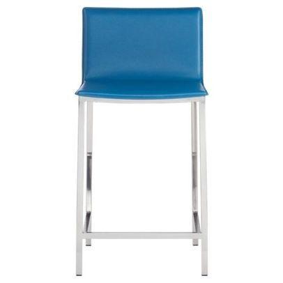 phoenix swoon barstools - modern - bar stools and counter stools - CB2