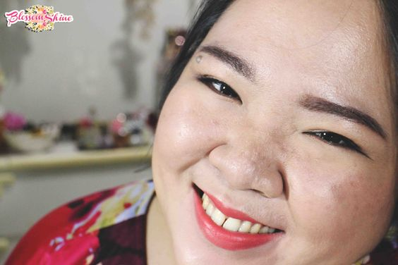 Blossomshine Freckles Makeup 3