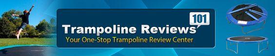 Trampoline Reviews: Ultega 10-Foot Jumper Trampoline with Safety Net  | Trampoline Reviews 101