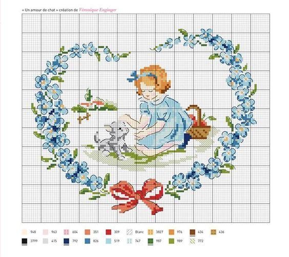 Pinterest le catalogue d 39 id es - Veronique enginger grilles gratuites ...