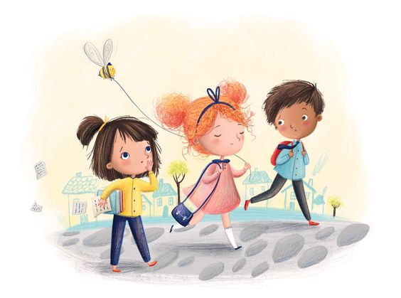 Lucy Illustrates | Back to School