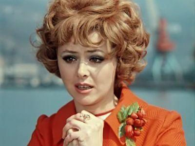 Стильные героини советской комедии