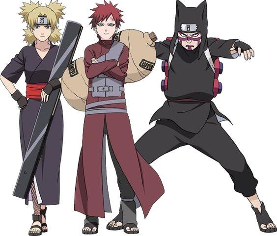1000  images about Gaara <3 on Pinterest   Naruto gaara, Naruto ...