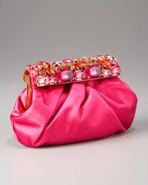 pink jewel  sac à main bijou !