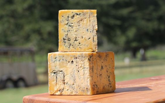 Sweet Grass Dairy - Asher Blue    #cheese