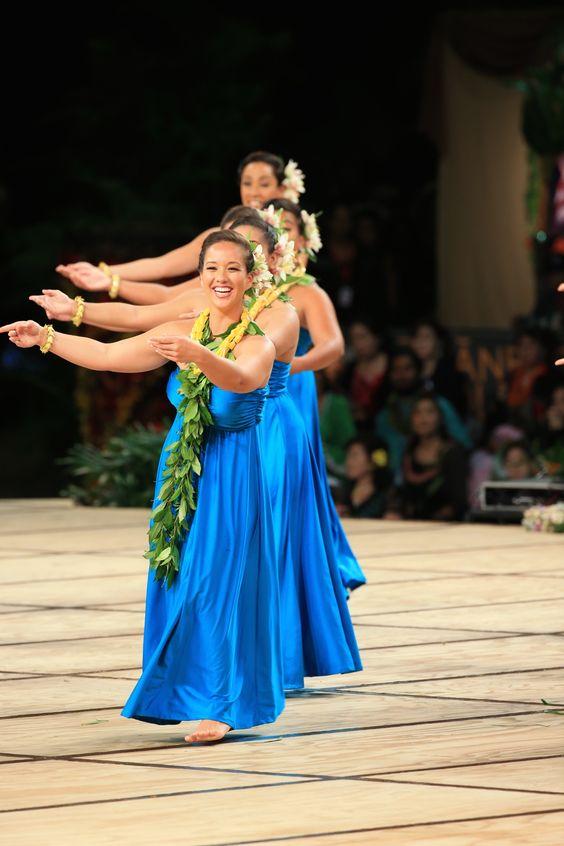 2015 Hula 'Auana | Merrie Monarch