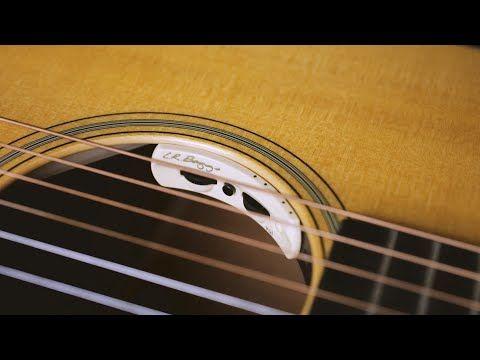 Lr Baggs Anthem Soundhole Microphone Undersaddle Acoustic Guitar Pickup Acoustic Guitar Pickups Guitar Pickups Acoustic Guitar
