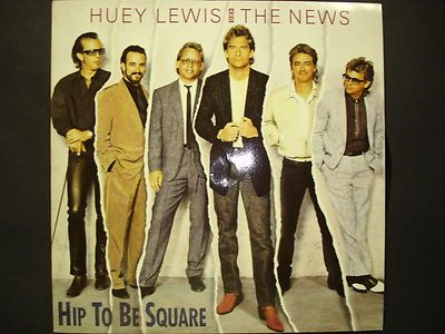 At £4.20  Huey Lewis & The News | Hip To Be Square