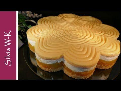 In Den 80iger Jahren War Sie Eine Der Trendtorten Und Auch Heute Passt Sie Noch Perfekt In Die Heisse Kuchen Und Torten Rezepte Kuchen Und Torten Leckere Torten