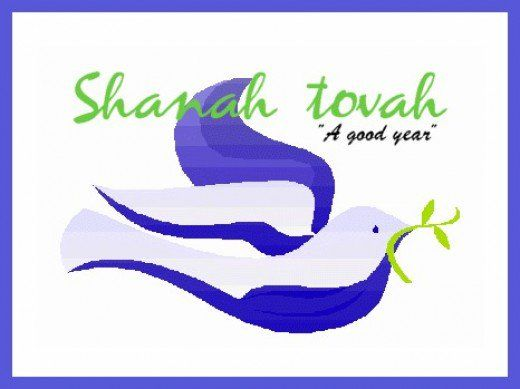 HAPPY ROSH HASHANAH | 100 Images of Jewish High Holy Days | Greetings