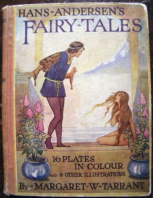 Fairy tales, Fairies and Hans christian on Pinterest