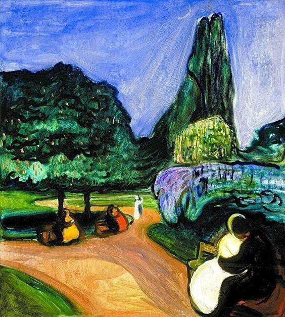 Edvard Munch!
