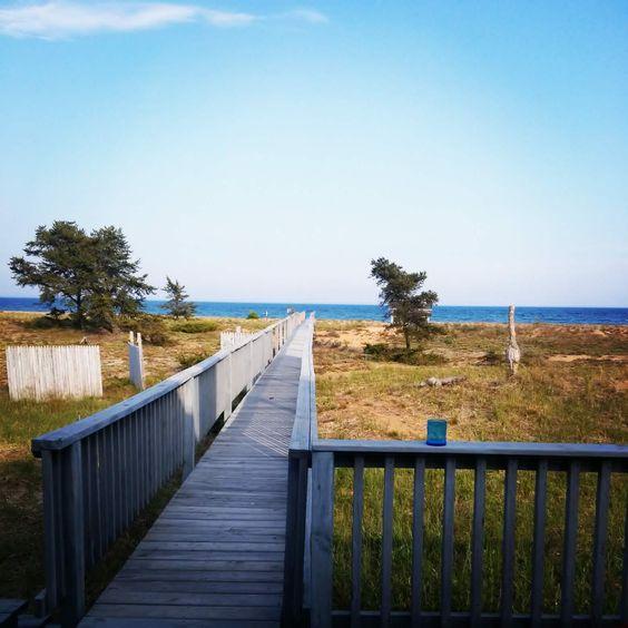 Whitefish Pointe Paradise, Mi