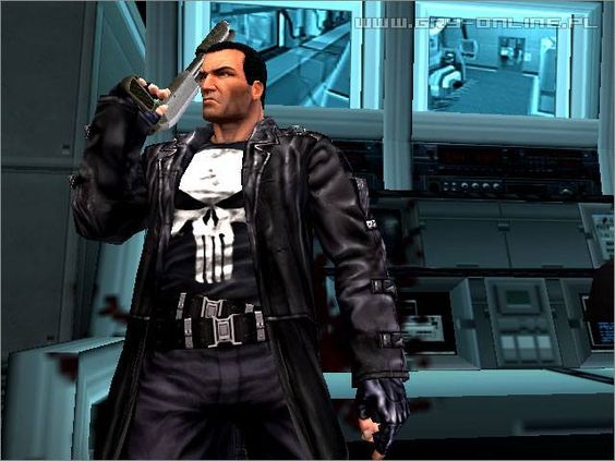 The Punisher Game Screenshot