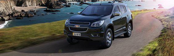 Trailblazer 2016: SUV 7 Lugares da Chevrolet