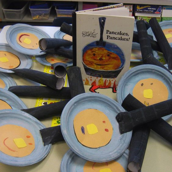 pancake crafts for preschoolers pancakes pancakes education ps skillets 616