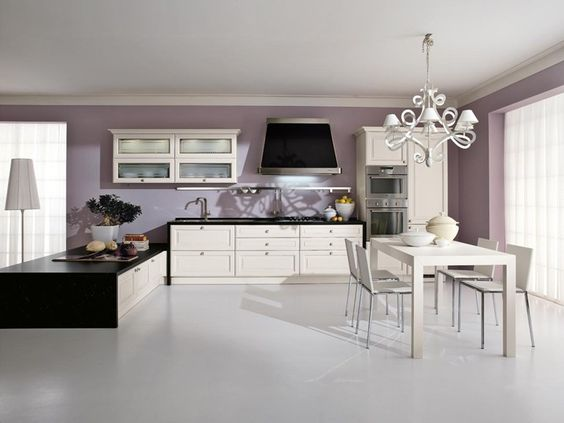 Kitchen Silvia Collection by Cucine Lube   cocinas   Pinterest ...
