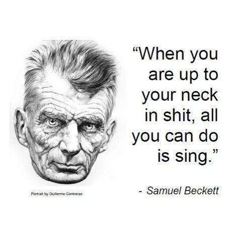 samuel beckett quotes - Google Search