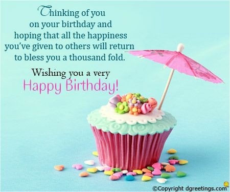 Bestow Thousand Wishes And More To Someone You Care About Wishing Someone Happy Birthday