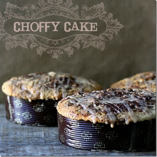 choffy cake from whipper berry.com