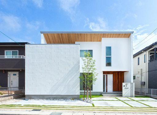 家の印象をガラリと変える 外壁 の種類や特長をご紹介 日本の