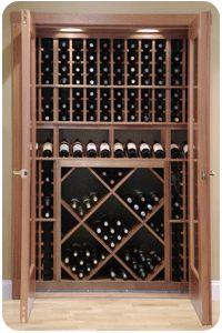 Small Wine Cellars Under Basement Step Basement Build