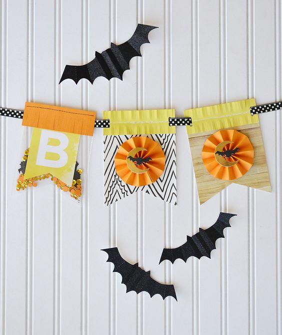 Halloween+Boo+Banner - Scrapbook.com