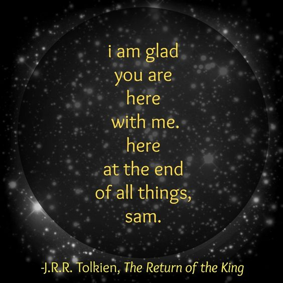 Friendship Quotes Jrr Tolkien : Book quotes that perfectly describe friendship