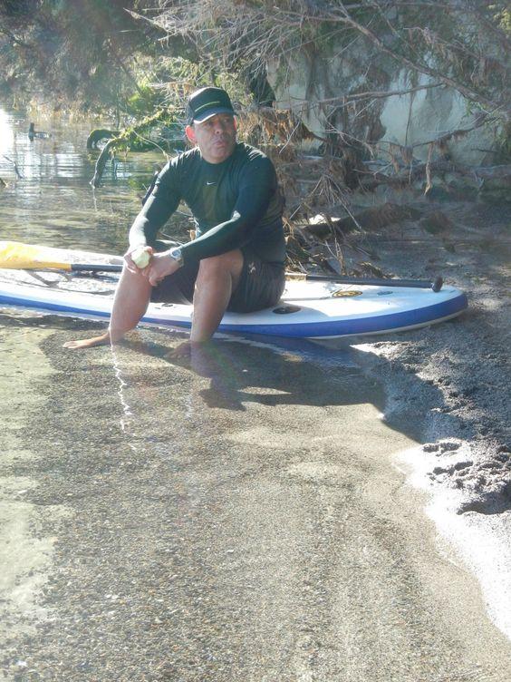 Rest time@Lake Tarawera