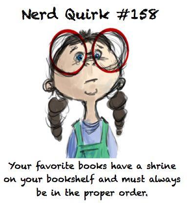 Nerd Quirk #158