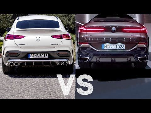 2020 Mercedes Gle Coupe Vs 2020 Bmw X6 Youtube In 2020 Bmw X6 Bmw Mercedes
