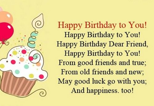 Happy Birthday Msg For Friend Happybirthdayquotesforfriend Happybirthdayqu Happy Birthday Quotes For Friends Best Happy Birthday Quotes Happy Birthday Quotes