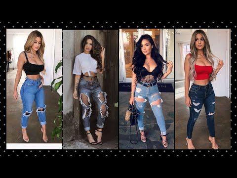 Gonanissima Jeans De Moda 2019 2020 Tendencias Ropa Juvenil De Mode Marie Jeans