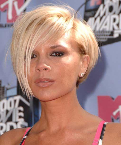 Victoria Beckham Hairstyles 8 In 2020 Beckham Haircut Victoria