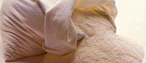 Tipos de harina para cocinar: Classes, Flour, Harina Blanca, On, Of The, Harina Clases, Harina Para