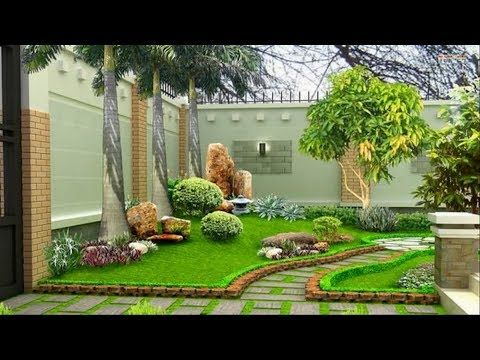 Small Garden Design Ideas Landscape Design Ideas Garden Design For Small Gardens Youtube Landscape Design Small Garden Landscape Garden Landscape Design