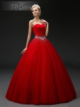 Vestido De 15 Años Rojo 5 Vestidos De Xv Rojos 15 Años
