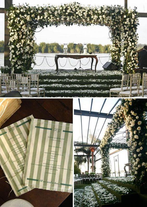 7 Claves para una boda en casa muy especial