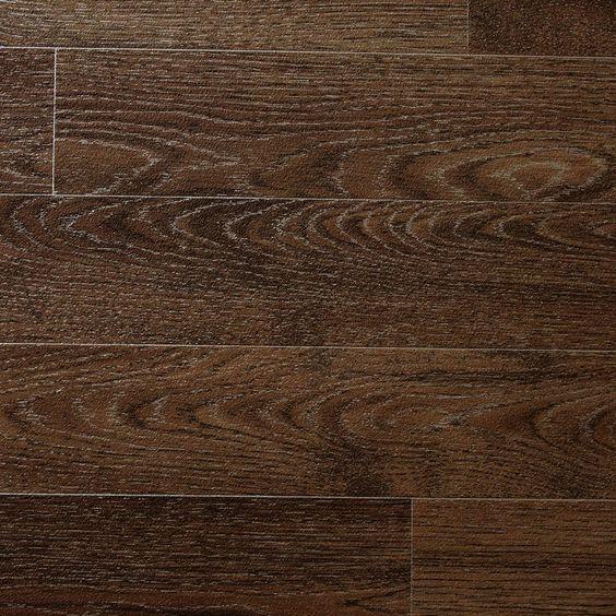 Details about dark oak wood non slip vinyl flooring lino for Cheap bathroom vinyl flooring