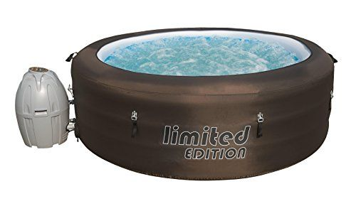 Bestway 12220 Spa Gonflable Rond Limited Edition 6 Places