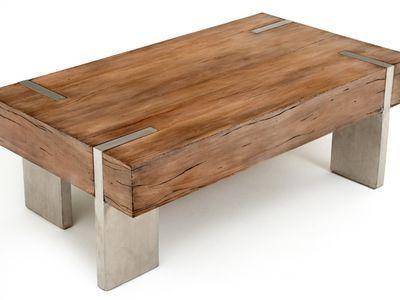 Pin Von Franky61 Auf Tische Rustikal Modern Couchtisch Modern