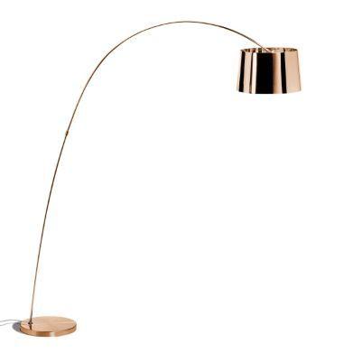 Bravo AMPM la lampe cuivre, tendance!