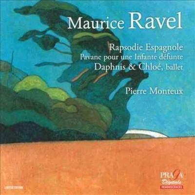 London Symphony Orchestra - Ravel: Rapsodie Espagnole, Pavane Pour Une Infante Defunte, Daphnis & Chloe