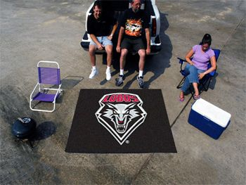 "University of New Mexico Tailgater Mat 59.5"""" X 71"""""