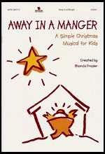 Childrens Christian Musicals Away In A Manger Musical