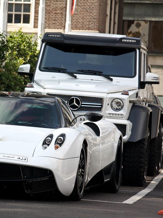 Pagani huayra and mercedes g class 6x6 supercars pinterest pagani huayra vehicles and - Classe g 6x6 ...