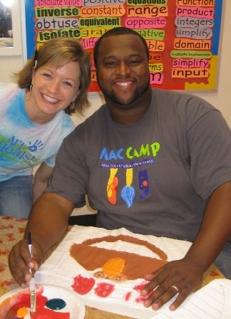 Jessica Flowers is a program manager at Free Arts of Arizona, a nonprofit organization that brings the healing powers of the creative arts to abused, neglected, and homeless children in the Phoenix, Arizona area.
