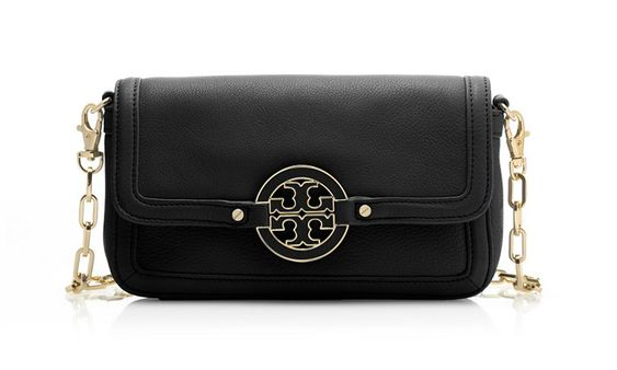 Tory Burch Amanda mini crossbody: This conveniently compact accessory can also be carried as a clutch — perfect for evenings out and days on the go.